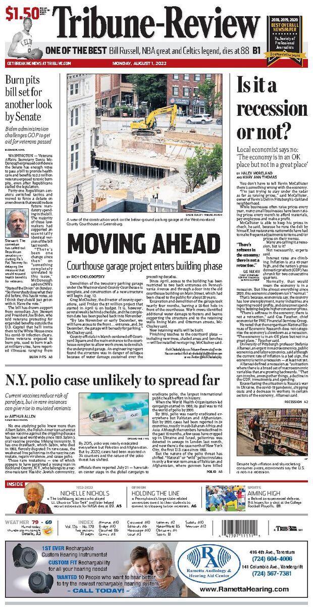 Tribune-Review: Westmoreland Edition